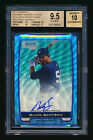 2012 Bowman Baseball Blue Wave Refractor Autographs Are Red-Hot 55