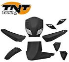 Fairing Kit Black Cover Metal Pr MBK Stunt Yamaha Slider New Body Shell
