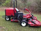 TORO 3500 TRIM MOWER KUBOTA DIESEL ENGINE GOLF TURF FAIRWAY GREENS