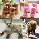 New Fancy Dress up Pet Dog Chihuahua Boots Puppy Shoes For Small Dog Size XS XL