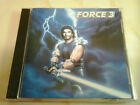 FORCE 3 WARRIOR OF LIGHT CHRISTian NWOBHM 100% Proof Saint Barren Cross Manowar