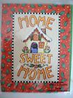 Mary Engelbreit Christmas Note Cards HOME SWEET HOME 8 Cards & Envelopes NEW ME