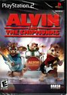 Alvin and the Chipmunks (Playstation 2) - FACTORY-SEALED