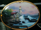 THOMAS KINKADES' SCENES OF SERENITY HOPES COTTAGE PLATE