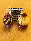 Joyce Shelton Classic Salt and Pepper Shakers