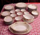 Vintage 1940's Kongo Hand Painted China STS Made in Japan 56 pieces