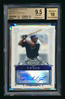 2006 BOWMAN STERLING JUSTIN UPTON RC AUTO AUTOGRAPH TIGERS BGS 9.5 GREAT SUBS!