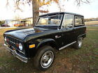 Ford Bronco SPORT 1977 ford bronco sport uncut 2 owner with all options all original except wheels