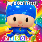 Pocoyo Birthday Party Balloons  HIGH QUALITY FREE SHIPPING