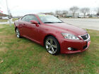 Lexus: IS CONV 2012 lexus conv below $1000 dollars