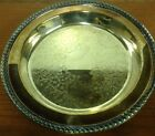 EPCA OLD ENGLISH POOLE 1005 FOOTED PLATE BOWL 12