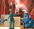 GI JOE 2005 COBRA COMMANDER v23 100 complete DTC