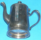 Victor S. Co Silver Soldered 8 oz Individual Pitcher