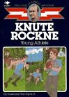 Knute Rockne Young Athlete Childhood Of Famous Americans ExLib