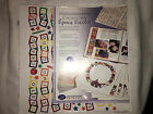 Set Creative Memories Scrapbook White Pages School Days in Spanish 12x12 +Extras