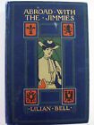 Abroad with the Jimmies by Lilian Bell 1902 Pictorial Cover by Amy Sacker