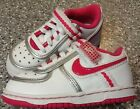 NIKE 2009 VANDAL LOW VALENTINE LIMITED EDITION SZ 7C White PINK HEART FREESHIP