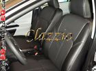 Toyota Prius C 2012-2017 Clazzio Leather Seat Cover 1st2nd Rows