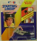 1992 Starting Lineup SLU Action Figure: Jose Canseco - Oakland A's