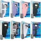 Speck CandyShell Grip inked Samsung Galaxy S6 Case Cove Shell Bumper black blue