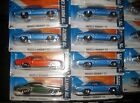 2011 Hot Wheels MUSCLE MANIA 106  70 MONTE CARLO  LOT OF 13 3 COLOR