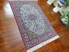 Authentic Hand Made Mint Persian Isfahan Esfahan Silk Exquisite Rug S