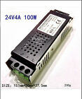 24 Volts 4 Amps Switching Power Supply 100 Watts Universal Power Adapter Newest