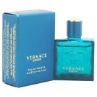 Versace Eros Cologne Mini by Gianni Versace 0.17 oz  5 ml EDT New