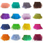 1yard beatiful natural ostrich feathers 10 15 cm Satin Ribbon Trimming Fringe