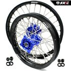 KKE 17/14 Kid's Wheels Rims Set Fit YAMAHA YZ80 YZ85 SUZUKI RM80 RM85 Mini Bike
