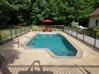 In Ground Fiberglass Pool Leading Edge Manistique Do It Yourself Package