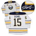 Jack Eichel Buffalo Sabres Signed Autographed Official Reebok Away Jersey