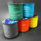500M PE Fishing Line Strong Power Pro Super Braided Lines Strands Wire 10LB 80LB