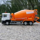 Orange Scania P-Series Cement Truck 6