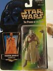 Star Wars The Power of the Force Tusken Raider with Gaderffii Stick
