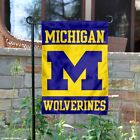 NEW University of Michigan Garden Flag and Yard Banner FREE SHIPPING