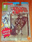 New 1992 TOY BIZ Marvel Comics SILVER SURFER Action Figure COSMIC DEFENDER