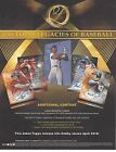 2016 TOPPS LEGACIES OF BASEBALL FACTORY SEALED HOBBY BOX