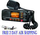 Uniden UM380 Fixed Mount VHF/2-Way Marine Radio Black