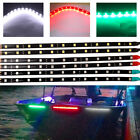 6X REDGREENWHITE 12 LED Boat Bow Navigation Light Strips 5050 Waterproof 12V