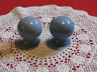 FIESTA PERIWINKLE BLUE SALT & PEPPER SET