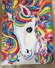 Lisa Frank Rainbow Horse Majesty Puzzle Keeper Binder Kitten Puzzle Organize