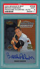 2000 Bowman's Best Brooks Robinson Auto Issue - #FR2B PSA 9! Orioles! POP 2!