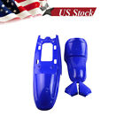BLUE Plastic Fender Kit Body Cover Fairing for Yamaha PW50 PY50 PEEWEE 50 PIT