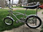 SCHWINN GREY GHOST STINGRAY BICYCLE IN EXCELLENT CONDITION