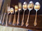 Oneida Silverware Set, Lot of 35