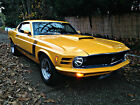 1970 Ford Mustang Fastback 302 Auto