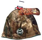 Colorado State Rams - Real Tree Camouflage Beanie - NEW