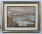 HOWARD LITTLE LISTED ART ANTIQUE 1910s EARLY CALIFORNIA PLEIN AIR IMPRESSIONISM