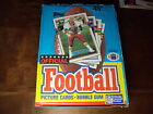 1989 Topps Football Non-X Out Wax Box 36 MINT Packs 15 Cards + 1 Sticker Pack